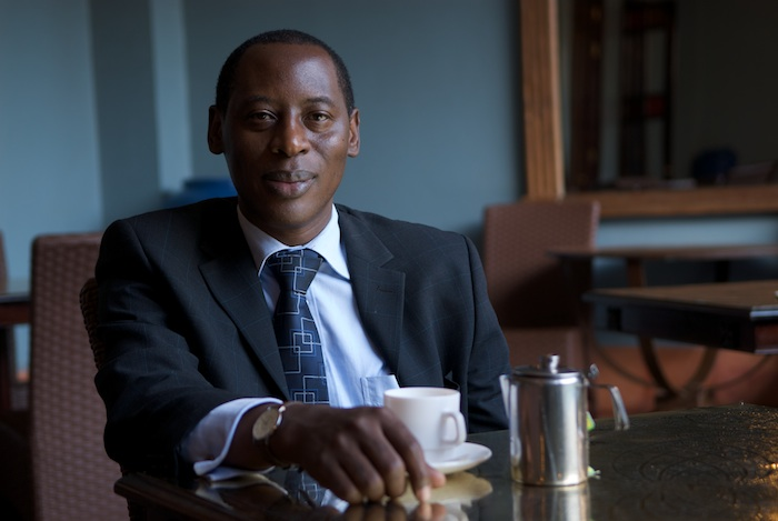 Badru Ntege, Net entrepreneur.